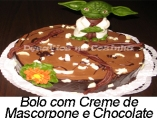 Bolo com Creme de Mascorpone e chocolate-Menu copy