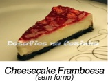 Cheesecake framboesa - sem forno-Menu copy