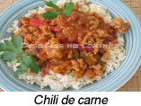 Chili de carne-Menu copy