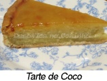 Tarte de coco-Menu copy