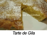 Tarte de Gila-Menu copy