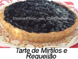 Tarte de Mirtilos-Menu copy