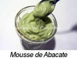 Mousse de Abacate-Menu copy