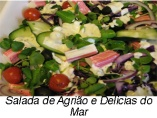 Salada de Agrião e delicias do mar-Menu copy