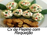 Cx de pepino com requeijão-Menu copy