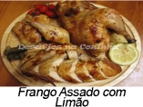 Frango assado com limão-Menu copy