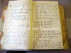 Livro de cozinha manuscrito copy