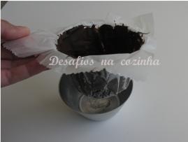 chocolate na forma 3