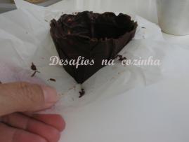 chocolate na forma 4