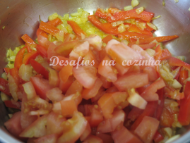 juntar tomate