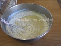 misturar farinha