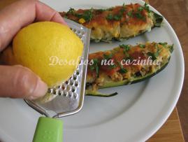 raspar limão