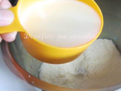 coco e leite