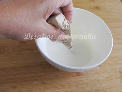 Fermento em leite