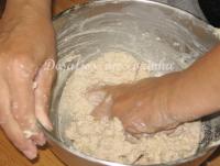Misturar fermento com farinha3