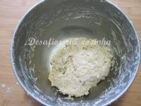 Misturar fermento com farinha5