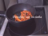 Saltear pimento